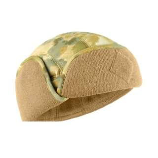 Шапка польова зимова PCWAH-P.Fill (Punisher Combat Winter Ambush Hat, Polartec P.Fill/Thermal pro), [1170] Covert Arid Camo Pat. D 697,319, P1G-Tac