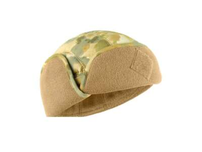 Шапка польова зимова PCWAH-P.Fill (Punisher Combat Winter Ambush Hat, Polartec P.Fill/Thermal pro), [1170] Covert Arid Camo Pat. D 697,319, P1G-Tac