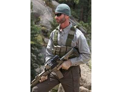Шапка тактична флісова патрульна 5.11 Watch Cap, [724] Dark Navy, 44140