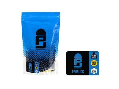 Шары 0.40-1000 Proslick [PJ], Black