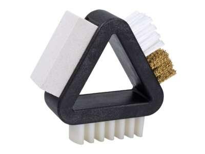 Щітка для чищення взуття LOWA Triangle Brush, [999] Multi
