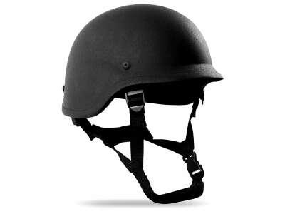 Шлем кевларовый MACH 1, Black