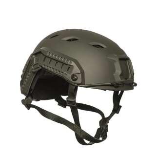 Шлем пластиковый US FAST W/RAIL PARATROOPER HELMET (Olive), Sturm Mil-Tec®
