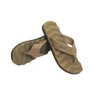 Шлепки Mil-Tec Combat Sandals (Coyote) (12893005), Mil-Tec Sturm