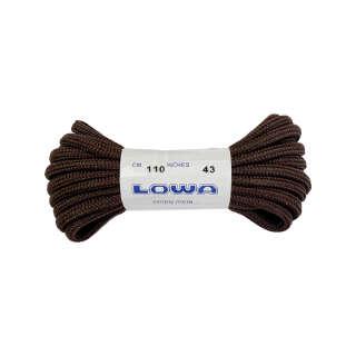 Шнурки Lowa ATC LO 110 cm, brown, LOWA®