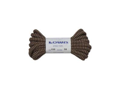 Шнурки Lowa ATC MID 150 cm, brown, LOWA®
