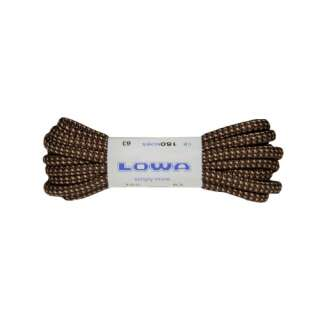 Шнурки Lowa ATC MID 160 cm, brown, LOWA®
