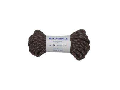 Шнурки Lowa TREKKING 180 cm, brown, LOWA®