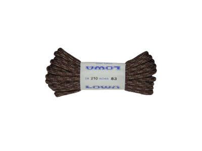 Шнурки Lowa TREKKING 210 cm, brown, LOWA®