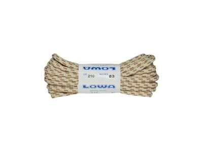 Шнурки Lowa TREKKING 210 cm, desert, LOWA®