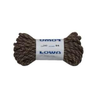 Шнурки Lowa TREKKING 240 cm, antik brown, LOWA®