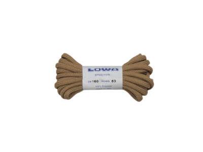 Шнурки Lowa Z6 Z8 Zephyr 160 cm, coyote op, LOWA®