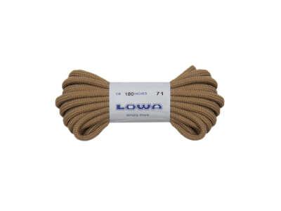 Шнурки Lowa Z6 Z8 Zephyr 180 cm, coyote op, LOWA