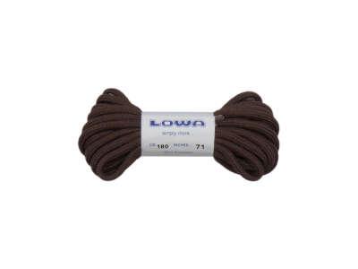 Шнурки Lowa Z6 Z8 Zephyr 180 cm, dark brown, LOWA®