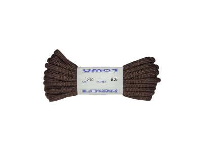 Шнурки Lowa Z6 Z8 Zephyr 210 cm, dark brown, LOWA