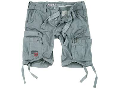 Шорты AIRBORNE VINTAGE SHORTS, [029] Grey, Surplus Raw Vintage®