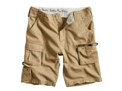 Шорти SURPLUS TROOPER SHORTS, [1344] Washed beige, Surplus