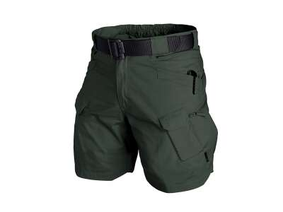 "Шорты URBAN 8,5"" - PolyCotton Ripstop, Jungle Green, Helikon-Tex"