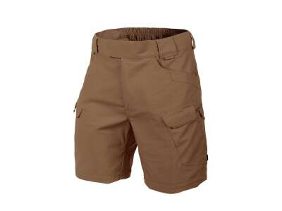 "Шорты URBAN 8,5"" - PolyCotton Ripstop, Mud Brown, Helikon-Tex®"