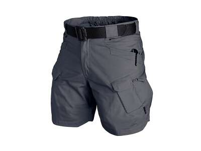 "Шорты URBAN TACTICAL 8,5"" - PolyCotton Ripstop, Shadow Grey, Helikon-Tex"