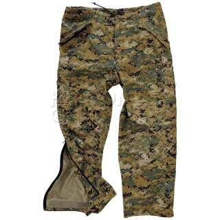 Штаны APECS USMC - H₂O Proof, USMC Digital Woodland, Helikon-Tex