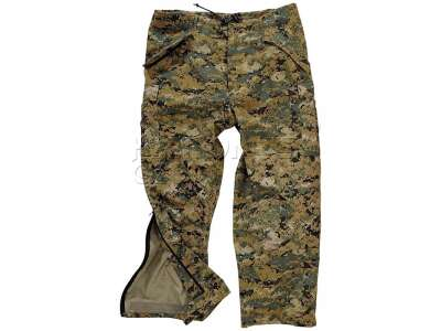 Штани APECS USMC - H₂O Proof, USMC Digital Woodland, Helikon-Tex®