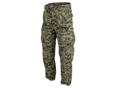 Штани USMC - PolyCotton Twill, USMC Digital Woodland, Helikon-Tex®