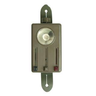 Швед. фонарик карманный (2D) олива