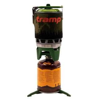 Система для приготування їжі Tramp на 1 л. TRG-115-oliva