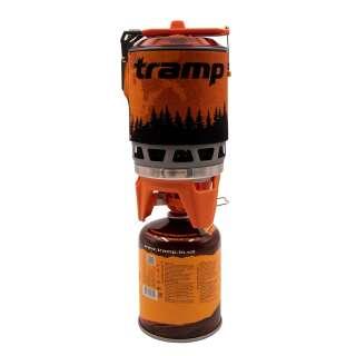 Система для приготування їжі Tramp на 1 л. TRG-115-orange