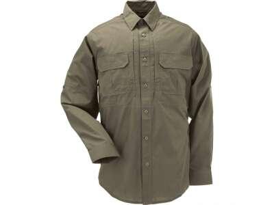 Сорочка тактична 5.11 Taclite Pro Shirt Langarm (Green)