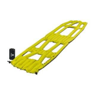Спальний килимок (каремат) надувний Klymit Inertia X Frame, [1360] Жовтий