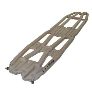 Спальний килимок (каремат) надувний Klymit Inertia X Frame RECON, [тисячі сто вісімдесят дві] Coyote-Sand