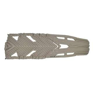 Спальний килимок (каремат) надувний Klymit Inertia XL Frame RECON, [+1182] Coyote-Sand