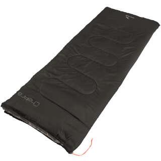 Спальный мешок Easy Camp Chakra/+10°C Black Left (240146), Easy Camp (Denmark)