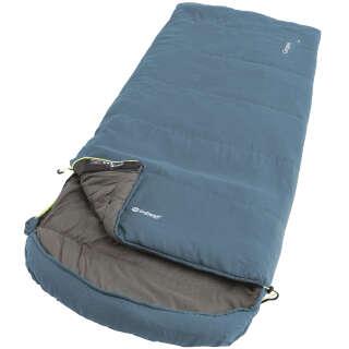 Спальный мешок Outwell Campion Lux/-1°C Blue Left (230354), Outwell (Denmark)