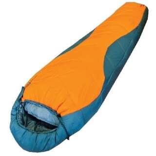 Спальный мешок Tramp Fargo оранжевый/серый