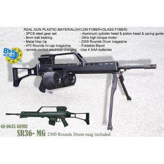 SRC MG36 Gen.3 AEG