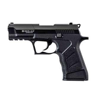 Стартовий пістолет Ekol ALP, Black, Ekol Voltran