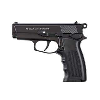 Стартовий пістолет Ekol ARAS Compact, Black, Ekol Voltran