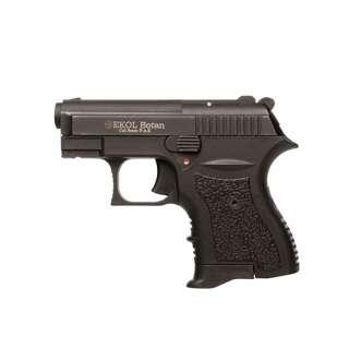 Стартовий пістолет Ekol BOTAN, Black, Ekol Voltran