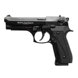 Стартовий пістолет Ekol FIRAT MAGNUM, Black, Ekol Voltran