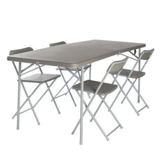 Стол Vango Orchard XL Table And Chair Set Grey, Vango (UK)