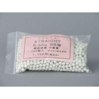 Straight шары 0.30 (1200 bb)