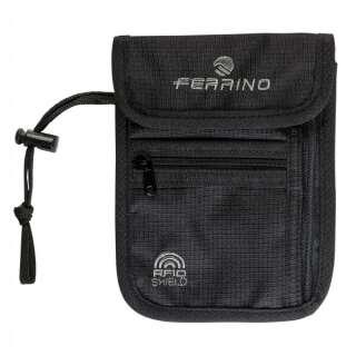 Сумка для документов Ferrino Anouk RFID Black, Ferrino (Italy)