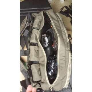 Сумка для скрытого ношения 5.11 4-Banger Bag, [236] OD Trail