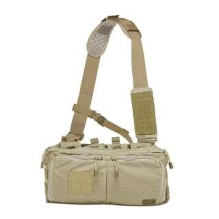 Сумка для скрытого ношения 5.11 4-Banger Bag, [328] Sandstone