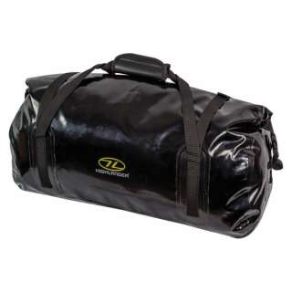 Сумка дорожная Highlander Mallaig Drybag Duffle 35 Black (Waterproof), Highlander (UK)