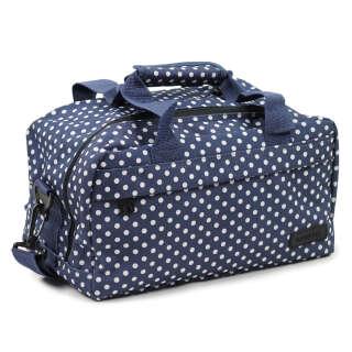 Сумка дорожная Members Essential On-Board Travel Bag 12.5 Navy Polka, Members (UK)