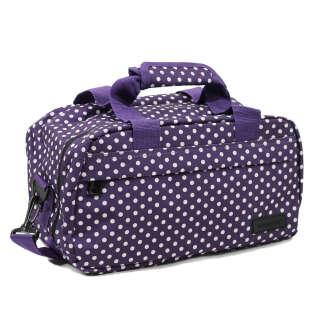 Сумка дорожная Members Essential On-Board Travel Bag 12.5 Purple Polka, Members (UK)